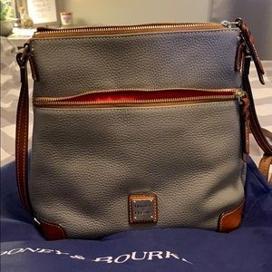 Dooney and Bourke pebble grain crossbody